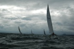 Before the start of the Falcon Cup