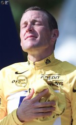 Lance Armstrong dreaming of forgiveness